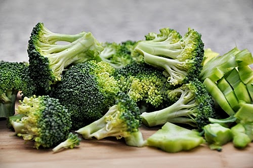 Broccoli Slices