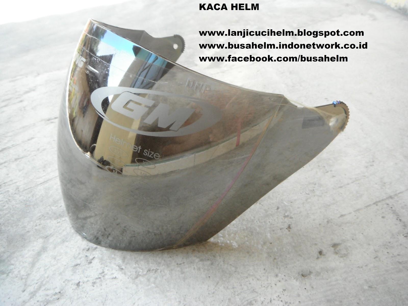 tersedia untuk helm half face maupun full face, baik untuk pembelian grosir maupun retail