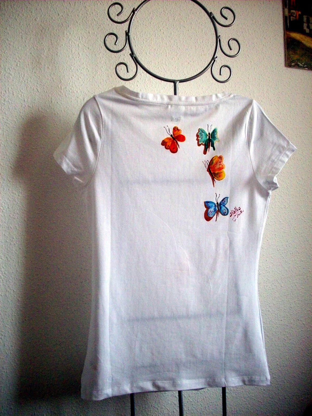 El País de Babia: Camisetas Pintadas a mano, en el País de Babia : INFORMACIÓN DE PRECIOS