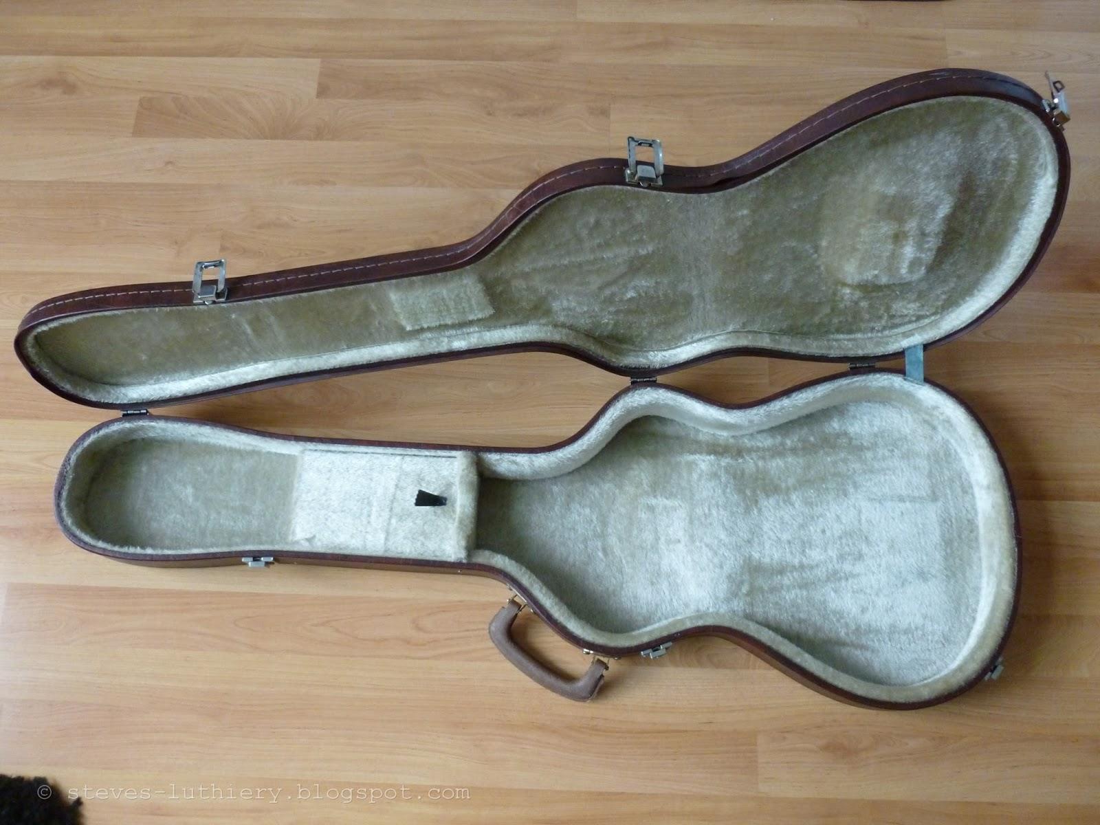 Steve\'s Luthiery Blog: 2013