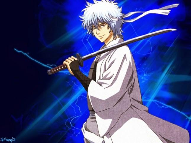 Gintama Karakter