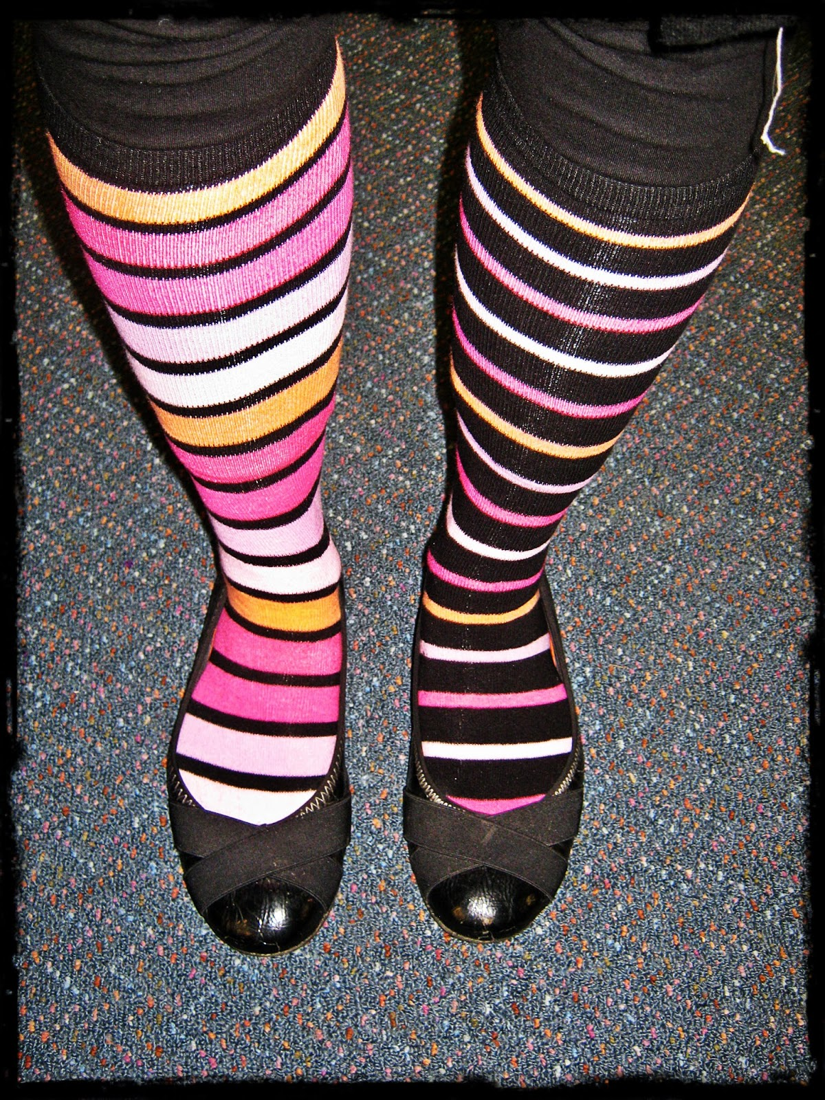 For Our Crazy Sock Day to