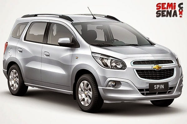 Specifications And Latest Price Chevrolet Spin 2015