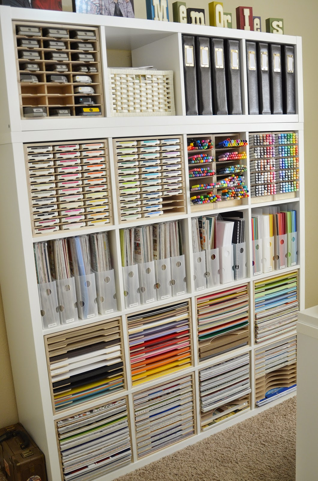 14 Breathtaking Craft Room Ideas - Hobbycraft Blog