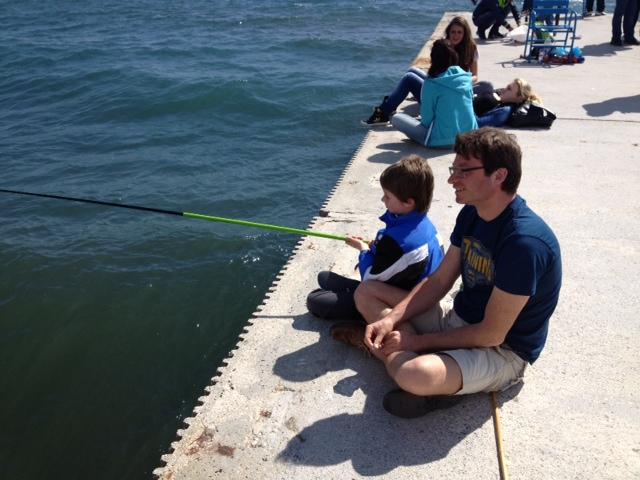 Dan 39 s journal april 2013 for Sport fishing with dan hernandez
