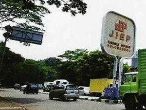 Jakarta Industrial Estate Pulogadung