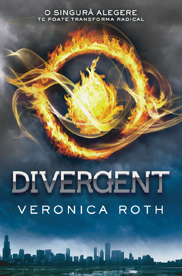 Divergent, vol I - Veronica Roth