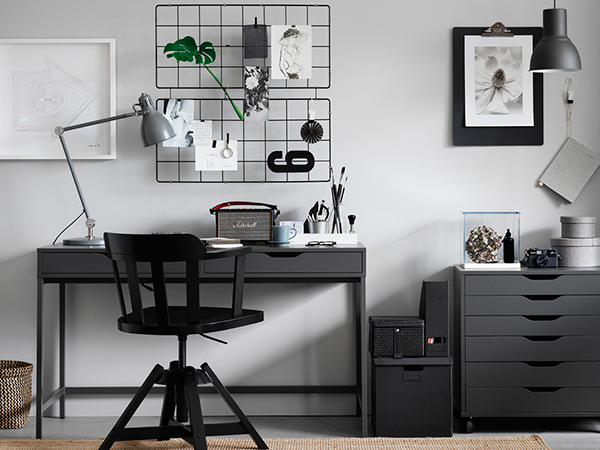 For your home office let 39 s get it started - Bureau gamer ikea ...