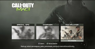 Call of Duty MW3 made one switch accessible for disabled gamers.