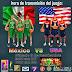 España 2014: México vs Estados Unidos, el sábado 6 de Septiembre