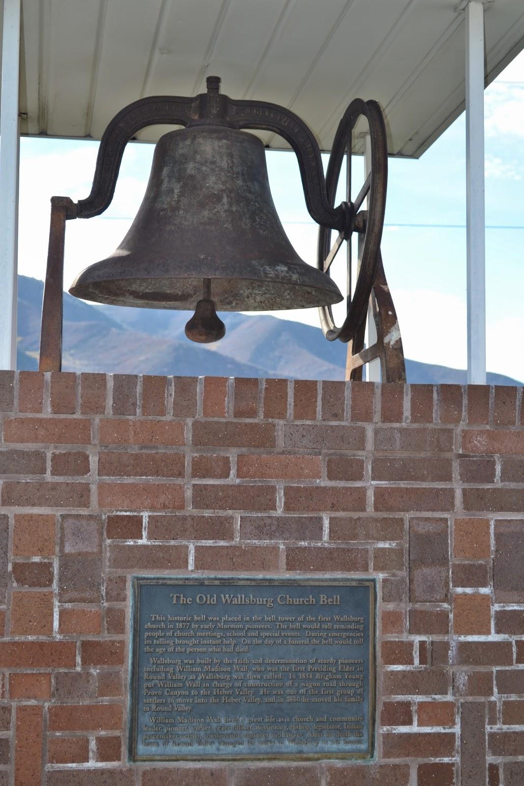 Bell - Wallsburg