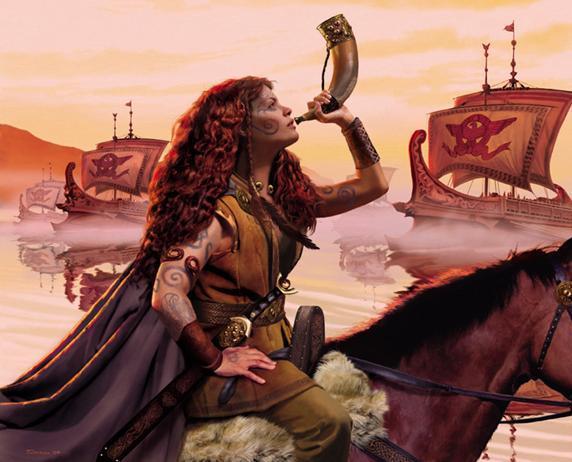 Boudicca, la reina celta que desató la furia de los romanos.