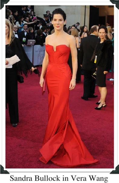 Sandra Bullock looks ravishing