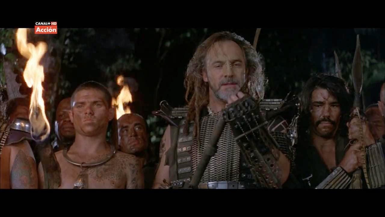 Fuga de Absolom (No escape 1994) BRrip HD VL Dual Lat-ing