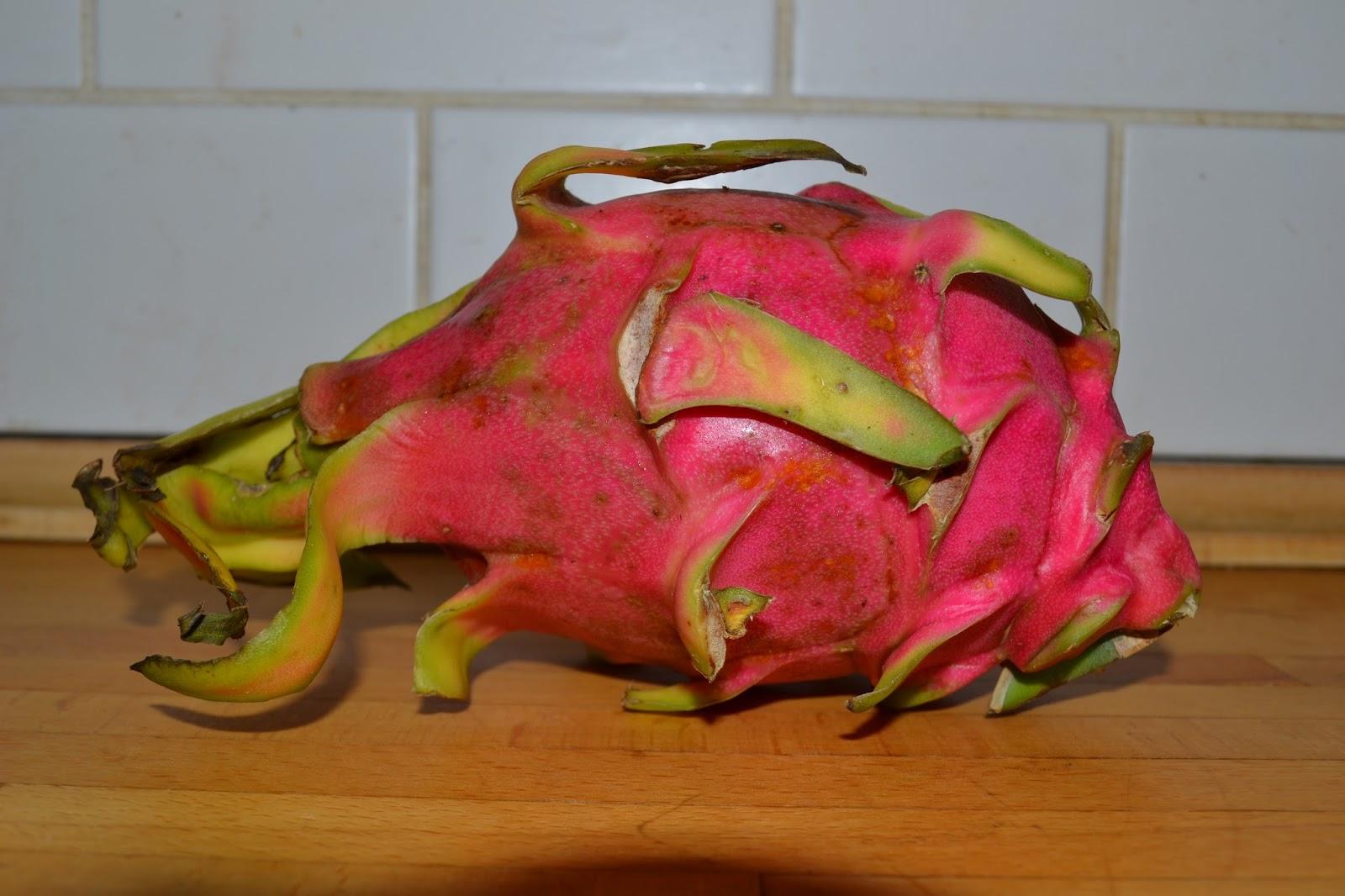 mærkelige frugter