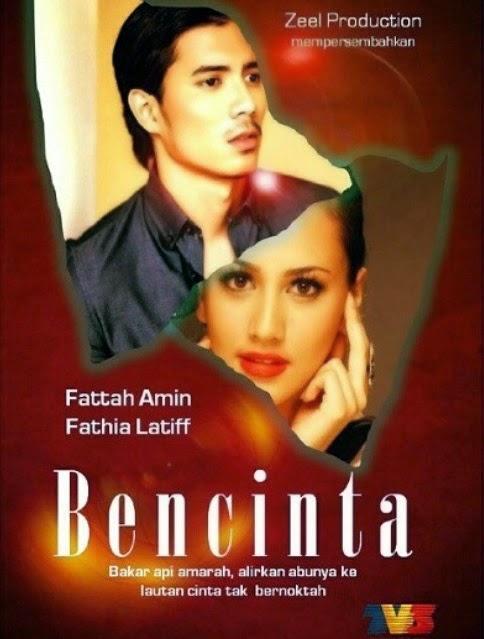 Sinopsis Drama Bencinta di Tv3
