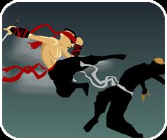 Chạy đi Ninja, game hay 24h