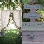 Romanticno Vintage Vjencanje