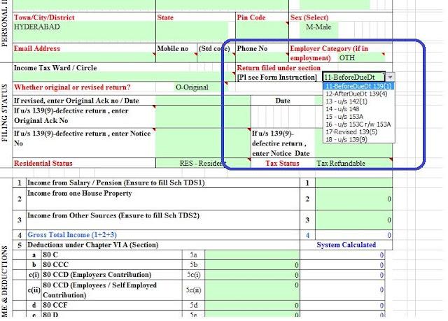return filed under section pl see form instruction