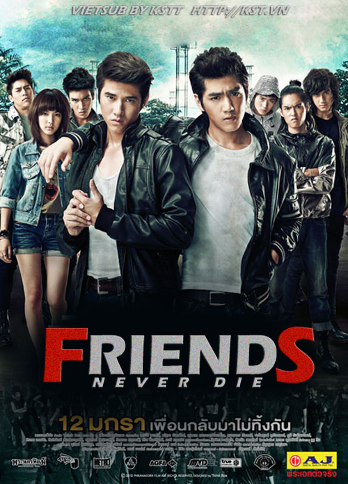 Tình Bạn Bất Tử - Friends Never Die...