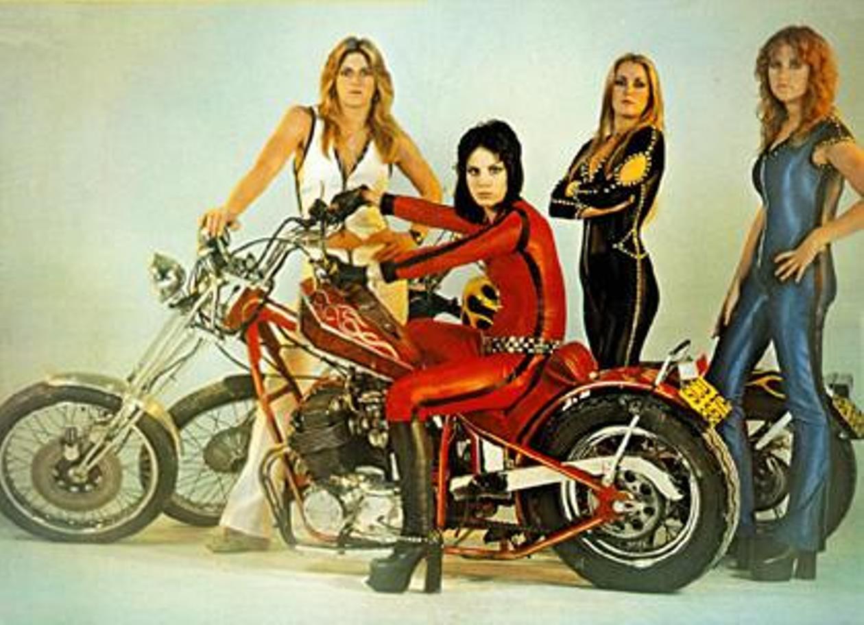 Motorcycho Joan Jett