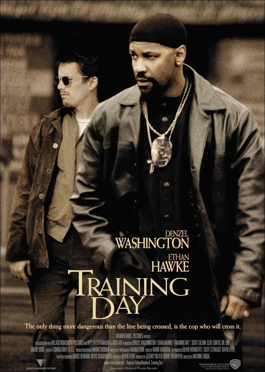 Training Day (Día De Entrenamiento) (2001)