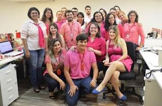 Shoppings do Grupo Partage celebram o Outubro Rosa