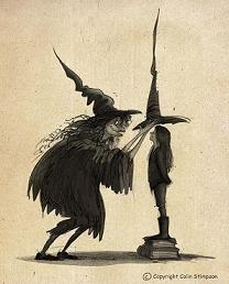 mundo de brujas