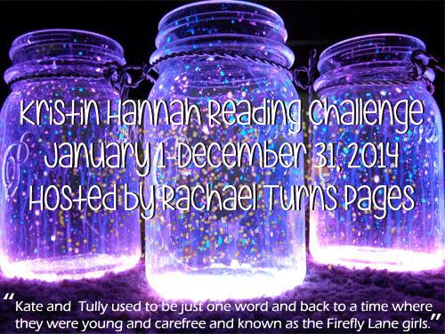 Kristin Hannah Reading Challenge