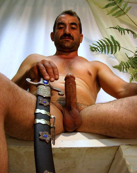 Hairy Turkish Bodybuilders
