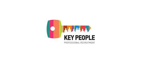 Key People logo design
