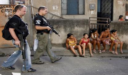 FNS ficará 'por tempo indeterminado' na região onde foi preso narcotraficante português