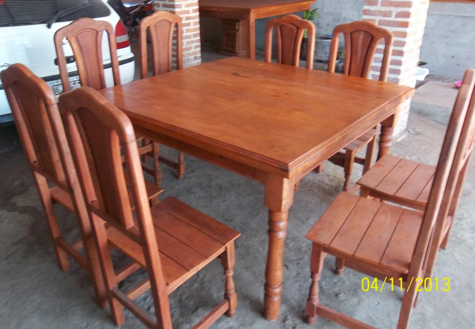 Muebles algarrobo en machagai chaco 20170721052346 for Fabrica de muebles de algarrobo