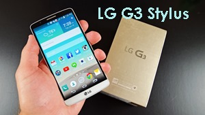 Review Smartphone LG G3 Stylus
