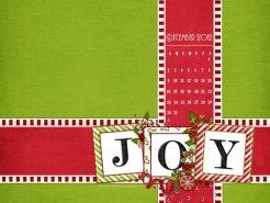 october 2012 desktop calendar thumbnail