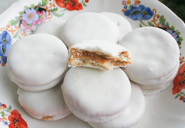 Ritz Peanut Butter Crackers White Chocolate
