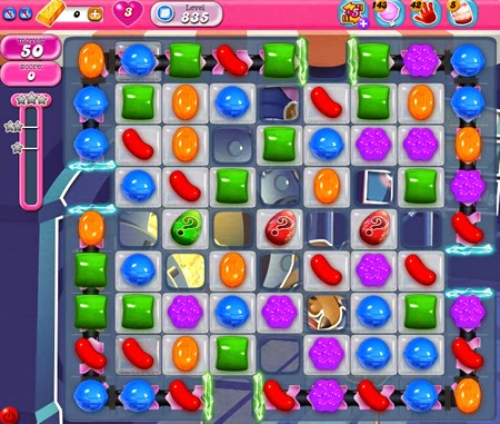 Candy Crush Saga 835