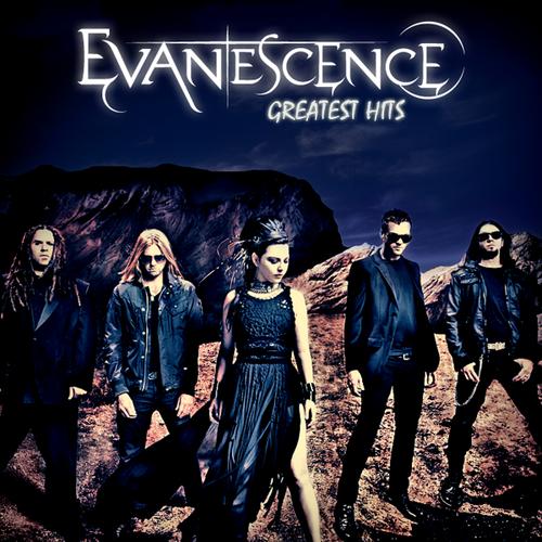 Fique atento! Falsos álbuns Evanescence Album Cover 2013