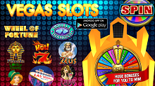 Android Game of the Month - Vegas Wheel Slots