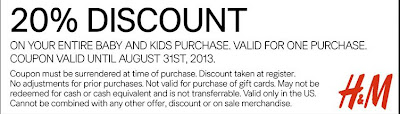 h&m printable coupons