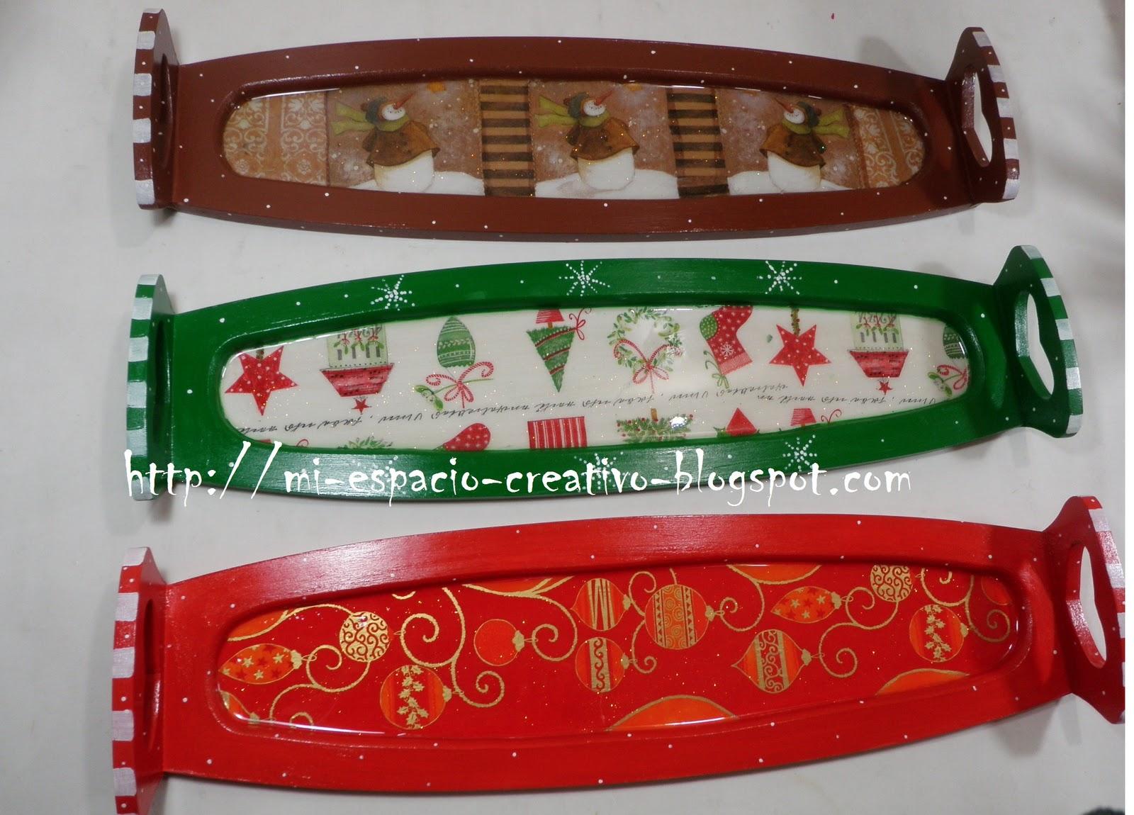 157.- Bandejas para Pan de Jamón 2011: lote I