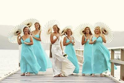 Light blue lovely great ideas for light blue bridesmaid for Light blue beach wedding dress