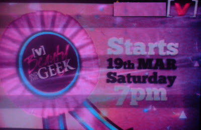 Beauty And The Geek on Channel V