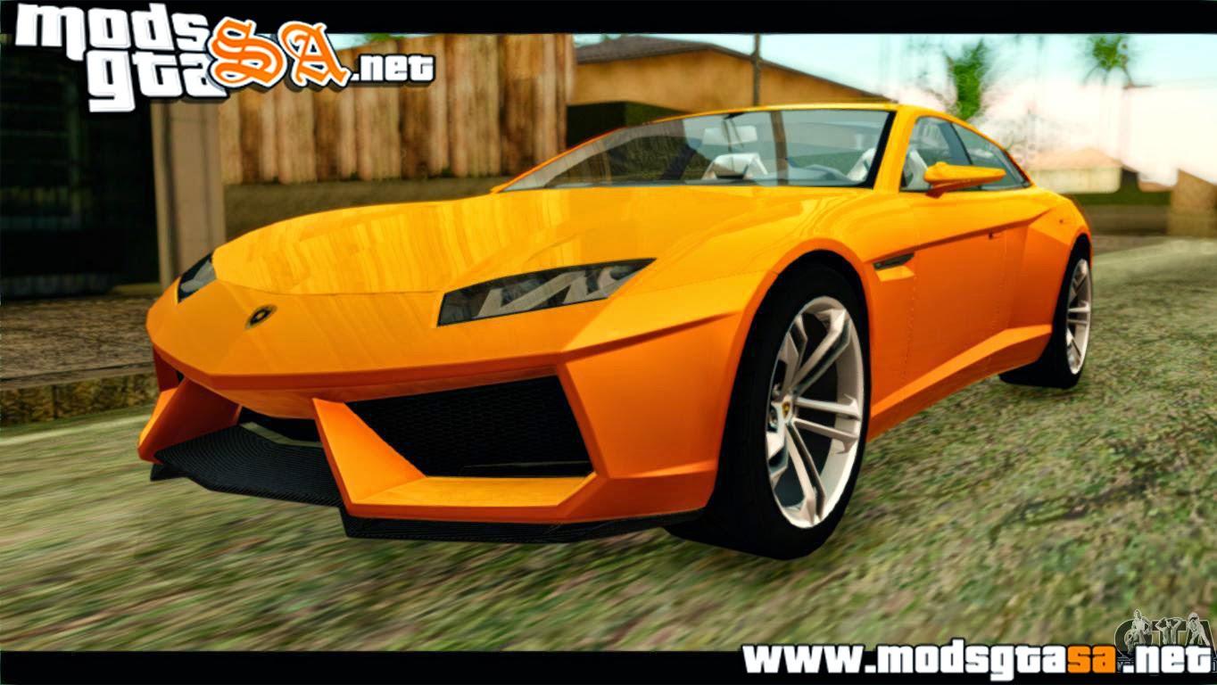 SA - Lamborghini Estoque