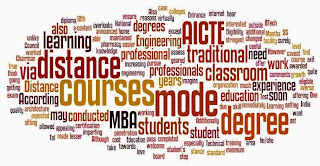 UNIVERSITY DISTANCE EDUCATION