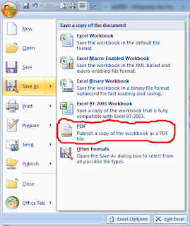 Cara Menyimpan File Dokumen ke PDF