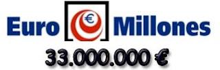 Sorteo 55 de Euromillones, martes 9 de julio de 2013