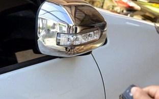 Berikut Tips Dan Cara Memasang Spion Lipat Elektrik Pada Toyota Avanza