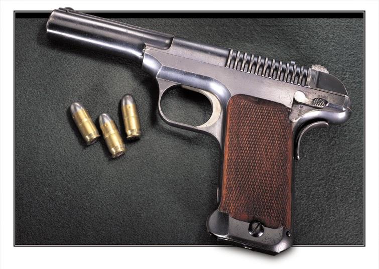 Savage 45 Auto ACP pistol