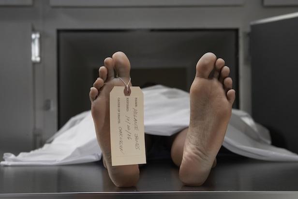 tanda kematian-hal yang dialami seseorang hendak meninggal
